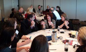 team building helps reach meeting goals